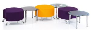 CasinoStool Legs Table Group