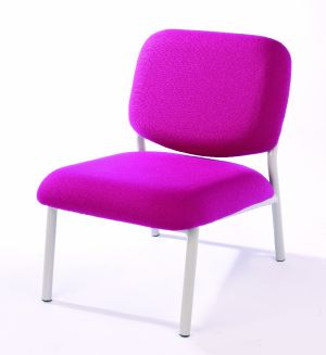 Pink Puffin Chair1