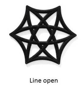 Line Open