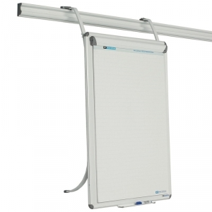 Busyrail Deluxe Flip Chart Easel A SP-1