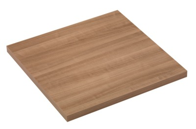 Laminate Table Top 700mm X 700mm X 38mm (Egger H1615 Romana Cherry)