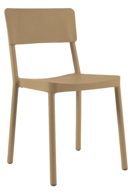 333152 Jackie Side Chair - Sand