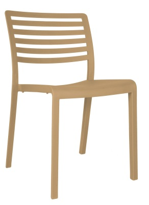 333172 Sophie Side Chair - Sand