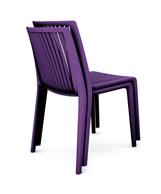 Splash Chair Purple Frovi