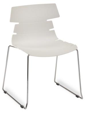 Hoxton Side Chair Frame B 360001 White