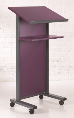 PF LECTERN PURPLE