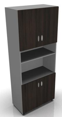 Tall Cupboard 4 Door W 2 Shelves