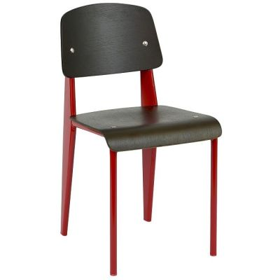 Vector-sidechair-walnut-and-red---front-compressor