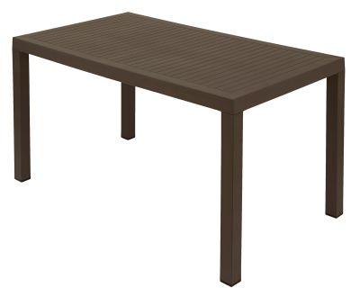 Melbourne-rectangular-table-brown-compressor