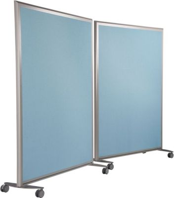 Mobile Acoustic Office Screens