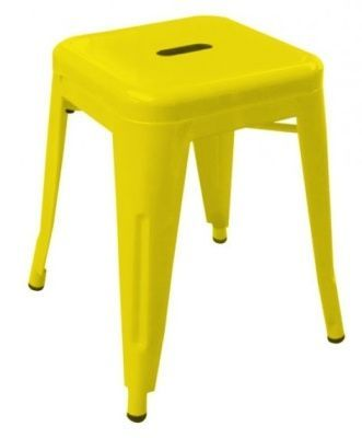 Xavier V2 Low Stool In Yellow