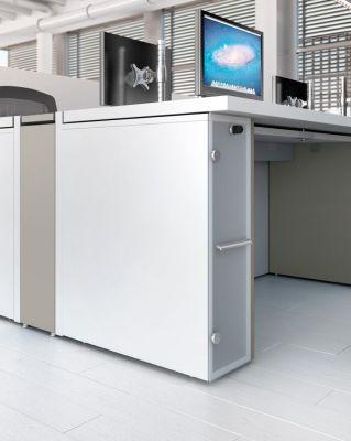 Slim Storage Cupboard