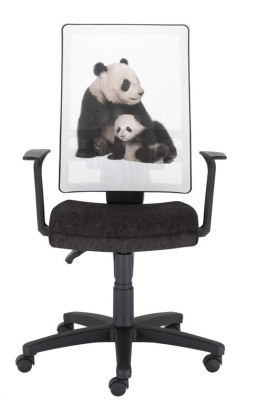 Panda Office Chair Front