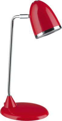 Sparkle Desk Lamp In Red
