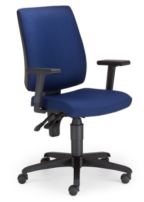 Tacto Task Chairs With Height Adjustable Arms