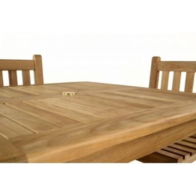 Coventry Teak Outdoor Dining Table Top
