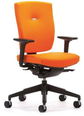 Sprint Operators Chair Designed With Slim Sculptured Back Rest For Greater Comfort