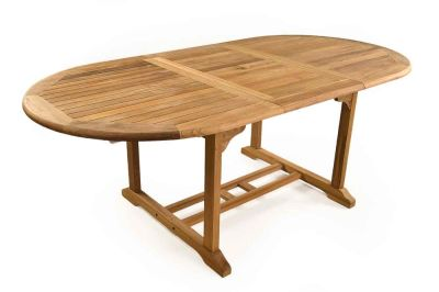 Jacob Single Leaf Extendable Table