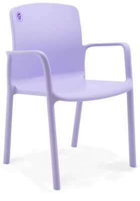 Titan Lilac Plus Large Polyarmchair