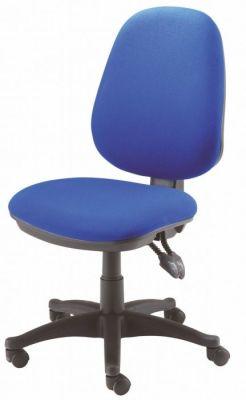 Nova Operator Chair Blue Fabric