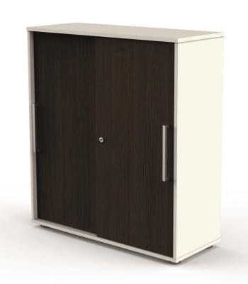 Remo Sliding Door Cabinets Wenge Doors