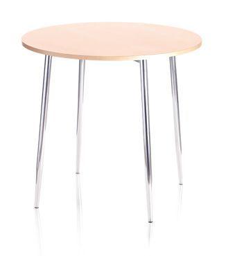 Eliza 4 Leg Table Beech Top