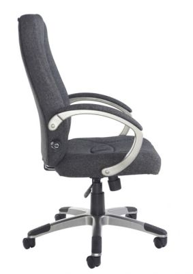 High Back Ergonomic Charcoal Chair