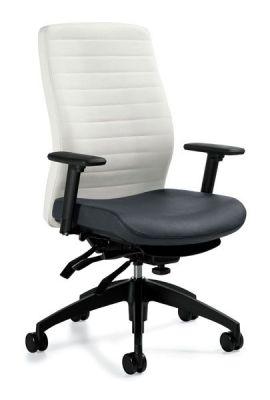 Two Tone Task Ergonomic Chair