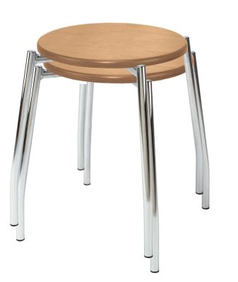 Grappo Stool Stacked