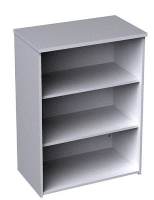 Duplex 2 Shelf Bookcase