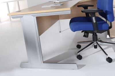 Viva Desk Leg Detail