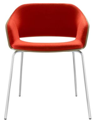Halo Red Reception Seat