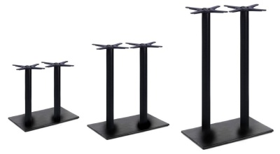 Slika Double Pedestal Table Bases