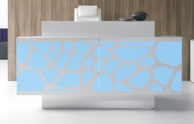 Crazy Stone Reception Desk 1700mm Version