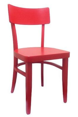 Deli Chair Red