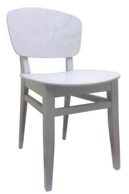 Deli Capri Chair Light Grey