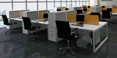 Avalon Plus Bench Desk Installation