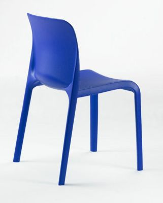 POP Blue Lecture Hall Chair