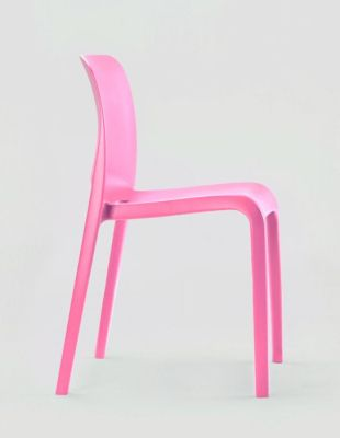 POP Heavy Use Pink Chair