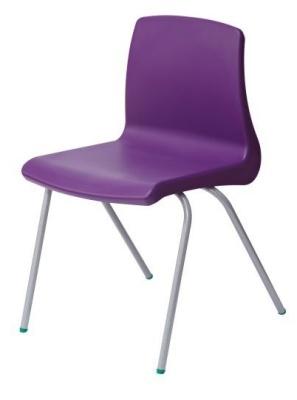 Nemus Prple Classroom Chair