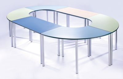 Ms Contemporary Table Layout