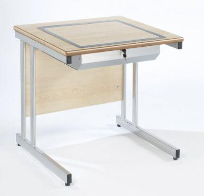 100 Series Laptop Desk Closed