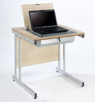 100 Series Laptop Desk Open