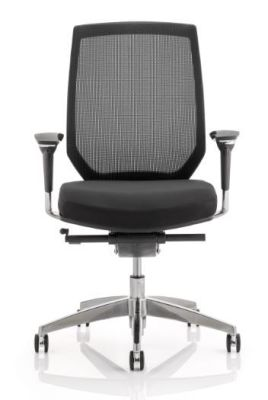 Gordias Mesh Task Chair Front View