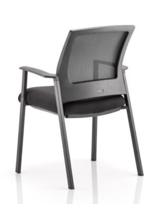 Socket Mesh Armchair Rear