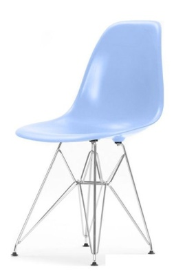 Eames Dsw Light Blue Seat