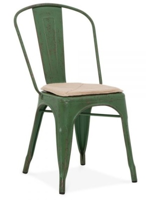 Xavier Pauchard Side Chair Front Angle