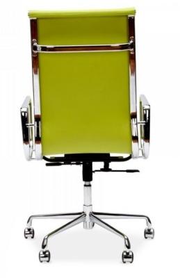 Eames Soft Pad High Back Chair Rear View