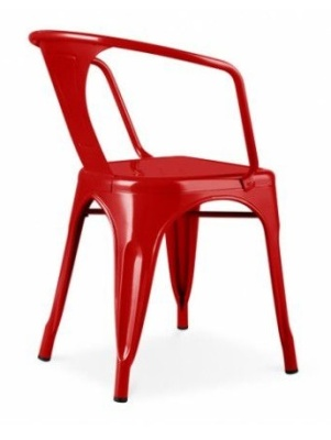 Xavier Pauchard Armchair In Red