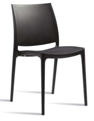 Maya V2 Chair Black